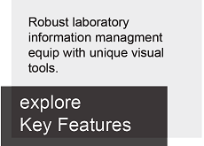 Laboratory Information Managment System Key Features