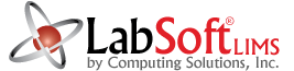 LabSoft LIMS by Computing Solutions, Inc.