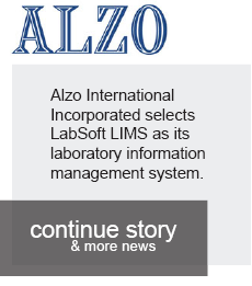 Alzo chooses LabSoft LIMS