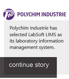 Polychim Industrie chooses LabSoft LIMS